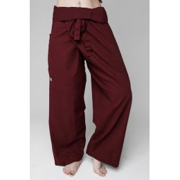 Marzipants Full Length Trousers - Red