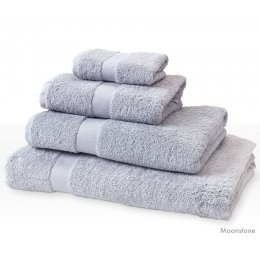 Natural Collection Organic Cotton Bath Towel - Moonstone