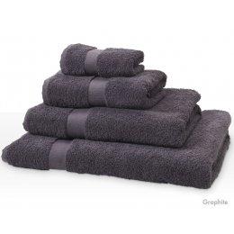 Natural Collection Organic Cotton Bath Towel - Graphite
