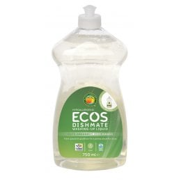 ECOS Dishmate Washing up Liquid - Pear - 750ml