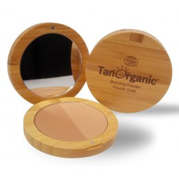 Tan Organic Duo Bronzer - 8g test