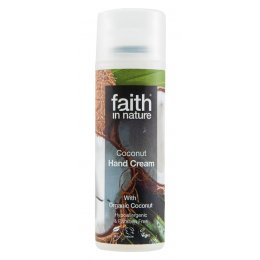 Faith In Nature Coconut Hand Cream - 50ml