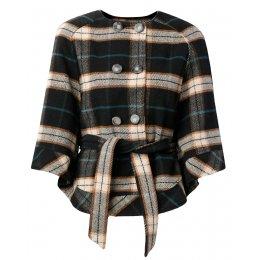 Komodo Lisa Wool Cape Coat test