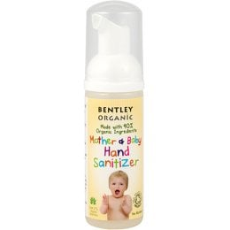 Bentley Organic Natural Mother and Baby Hand Sanitizer - 50ml