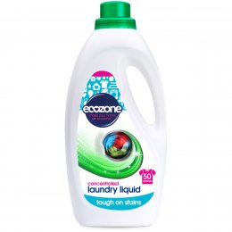 Ecozone Bio Concentrated Laundry Liquid - 2L/50 Washes