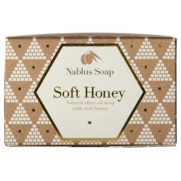 Nablus Natural Olive Oil  - Soft Honey test