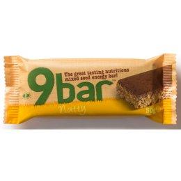 9 Bar Nutty Snack Bar - 50g test