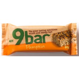 9 Bar Pumpkin Seed Snack Bar- 50g test