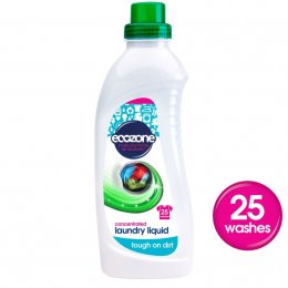 Ecozone Bio Concentrated laundry liquid - 1L/25 washes