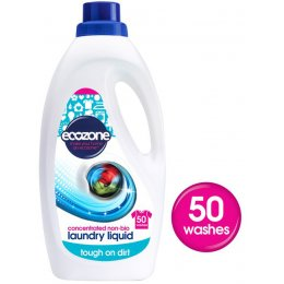 Ecozone Non-Bio Concentrated laundry liquid - 2L/50 washes