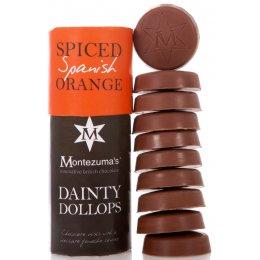 Montezuma's Spiced Orange Dainty Dollops - 150g test