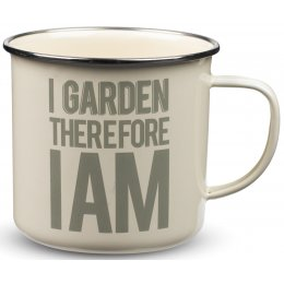 Enamel Gardener Mug test