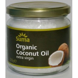 Suma Organic Extra Virgin Coconut Oil - 320g