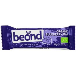 Beond Raw Blueberry Bar - 35g