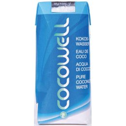 Cocowell Pure Coconut Water - 330ml test