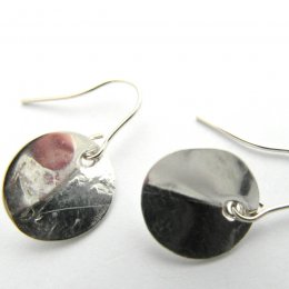 La Jewellery Recycled Manuka Silver Earrings