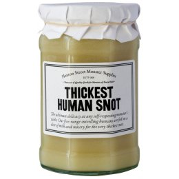 Hoxton Street Monsters Thickest Human Snot Preserve 300g