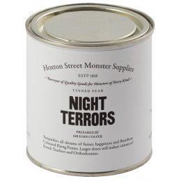 Hoxton Street Monsters Night Terrors Sherbet Fruits 130g