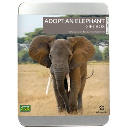 Adopt an Elephant Gift Pack test