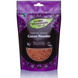 The Raw Chocolate Co Raw Cacao Powder - 180g