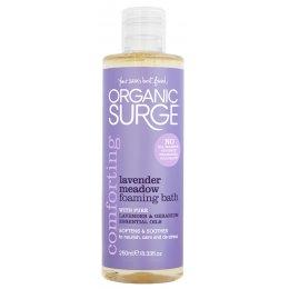 Organic Surge Bath Foam - Lavender - 250ml test