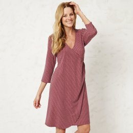 Braintree Rhona Rae Wrap Dress - Red test