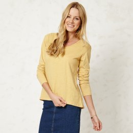 Braintree Blaize Long Sleeved Top - Sand test