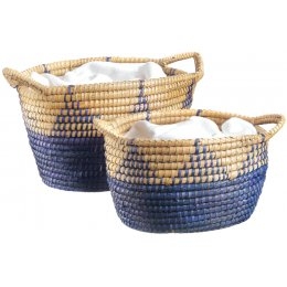 Woven Baskets - Set of 2 test