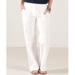 Nomads Textured Cotton Trousers test
