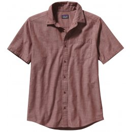 Patagonia Bluffside Shirt test