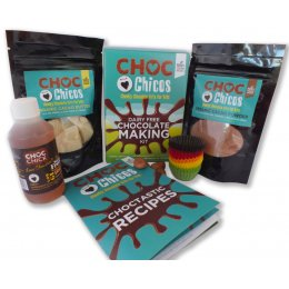 Choc Chick Dairy Free Chocolate Making Kit For Kids