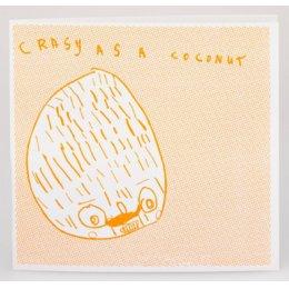 Arthouse Meath Charity Crazy as a Coconut Birthday Card test