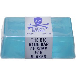 Bluebeards Revenge Big Blue Bar of Soap for Blokes 175g