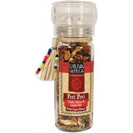 U-KUVA iAFRICA Peri Peri - Chilli, Garlic and Lemon Grinder - 45g
