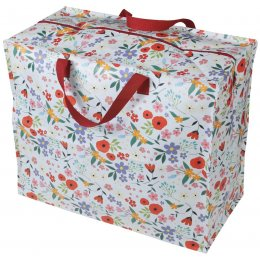Recycled Jumbo Storage Bag Summer Meadow test