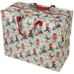 Recycled Jumbo Storage Bag Vintage Kids test