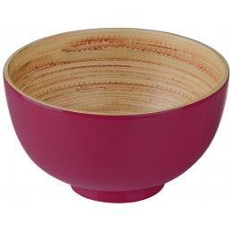 Kyoto Bamboo Bowl - Raspberry test