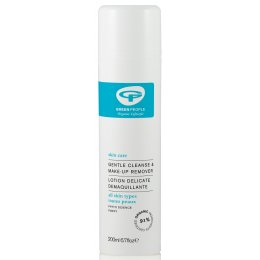 Green People Gentle Cleanser & Make-Up Remover 200ml test