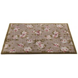 Vintage Rose Doormat test