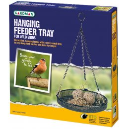 Hanging Feeder Tray