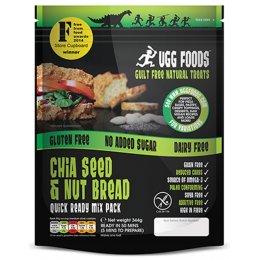 Chia Seed & Nut Bread - 344g test