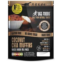 Coconut Chia Muffins test