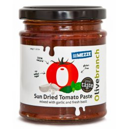 Olive Branch Sundried Tomato Paste - 190g test
