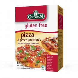 Orgran Pizza & Pastry Mix - 375g test