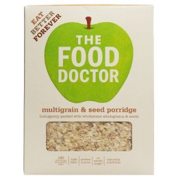 The Food Doctor Multigrain & Seed Porridge - 750g