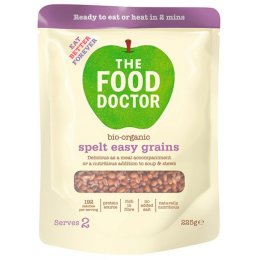 The Food Doctor Easy Grains Spelt - 225g