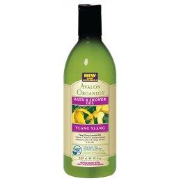Avalon Organics Bath & Shower Gel - Ylang Ylang - 355ml test