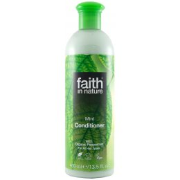 Faith in Nature Conditioner - Mint - 400ml