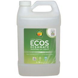 ECOS Dishmate Washing Up Liquid Refill - Pear - 3.8L
