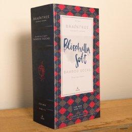 Braintree Bamboo Socks Gift Box - Mixed test